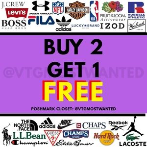 🆓 BUY 2 GET 1 FREE🆓 ALL ITEMS INCLUDED